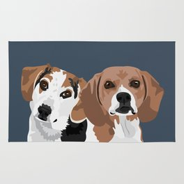 Lucy and Rocco Rug