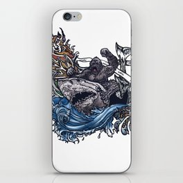 Vidi Vici Veni iPhone Skin
