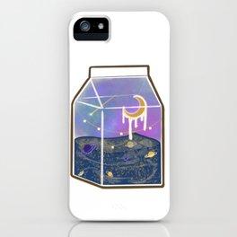 Juice Box-Galaxy iPhone Case