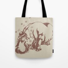 Hippo-Thesis Tote Bag