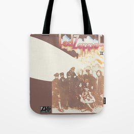 Zeppelin II Led (Remastered) by Zeppelin Tote Bag