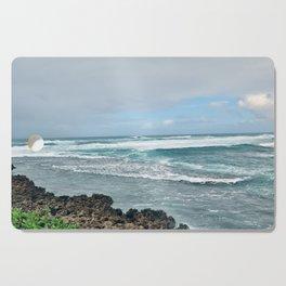 Maui Island of Hawaii Cutting Board