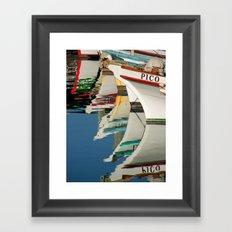 Pico Framed Art Print