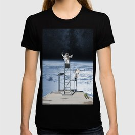 Space Schools Out for Summer T-shirt
