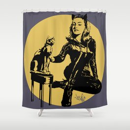 Cat-tastic Shower Curtain