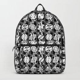 Royals on Black Backpack