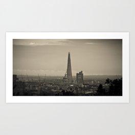 The Shard Art Print