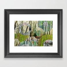 TREE-ENDOUS Framed Art Print
