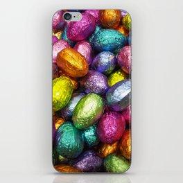 Chocolate Easter Eggs! iPhone Skin