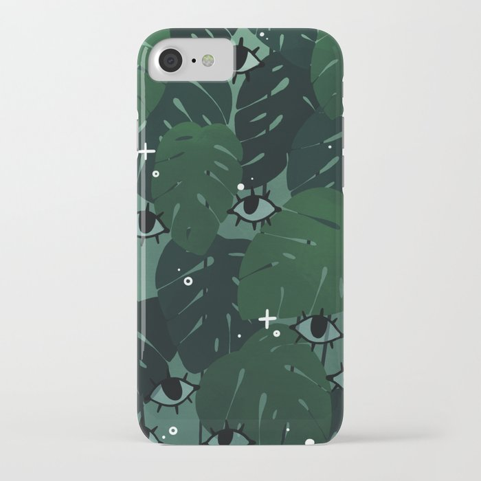 Monster-a Plant iPhone Case