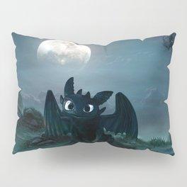TOOTHLESS halloween Pillow Sham