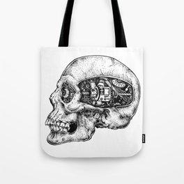 Skull - II Tote Bag