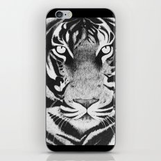 Be a Tiger iPhone Skin