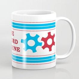 The Record Machine Mug Coffee Mug