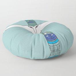 Totem Spirit Floor Pillow