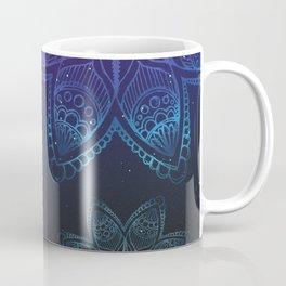 Blue night star sky Coffee Mug