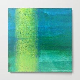 Abstract No. 173 Metal Print