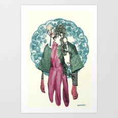 espero Art Print