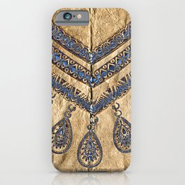 Trace of Beauty iPhone Case