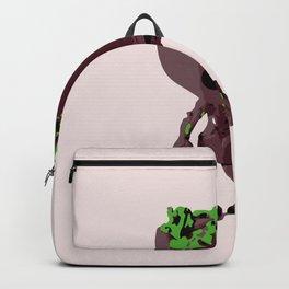 Cute Baby Pipsqueak - Brown Backpack