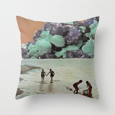 We Can Always Afford The Luxury Of Dreaming Throw Pillow