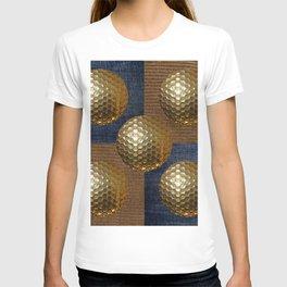 GOLD GOLF T-shirt