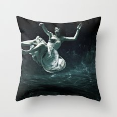 abyss of the disheartened : III Throw Pillow