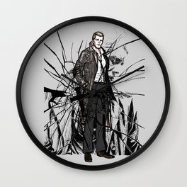 Hellblazer Wall Clock