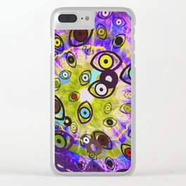 That Thing She Does With Her Eyes Clear iPhone Case