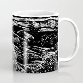 Looking Glass Mountain Coffee Mug