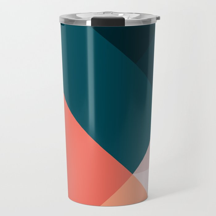 Geometric 1708 Travel Mug