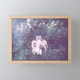 Summer Court Framed Mini Art Print