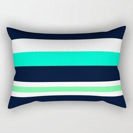 Lines VI Rectangular Pillow