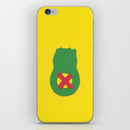 doop iPhone Skin