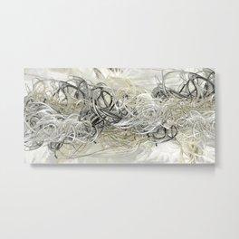 Shiver Metal Print