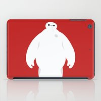 baymax iPad Cases featuring Baymax by Polvo