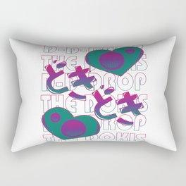 Doki Doki Dubstep Rectangular Pillow