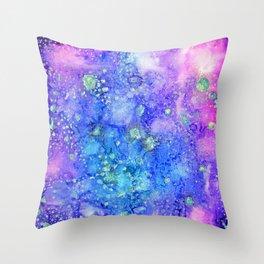"""Cosmic Souls"" Throw Pillow"