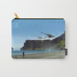new planet, old habits... Carry-All Pouch
