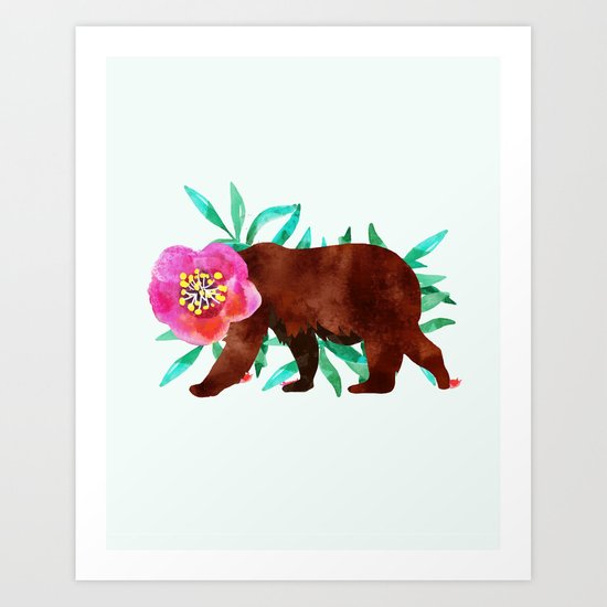 Happy Day #society6 #decor #buyart Art Print