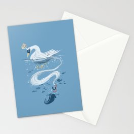 Fishin' Stationery Cards