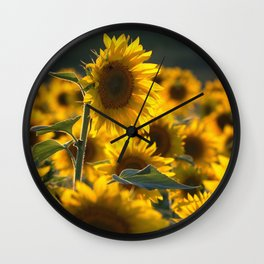 A Time For Peace Wall Clock
