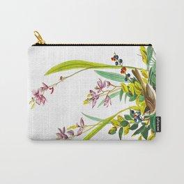 Field sparrow Bird Carry-All Pouch