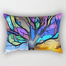 Skylight Rectangular Pillow