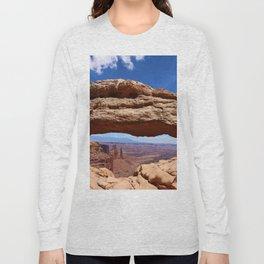 Mesa Arch View Long Sleeve T-shirt