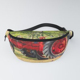 Old Red Farmall Fanny Pack