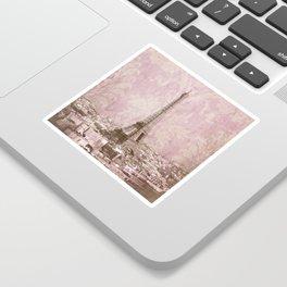 romantic Paris 2 Sticker