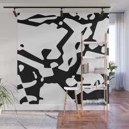 Culdesacs #abstract Wall Mural
