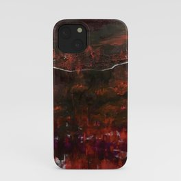 Rip in Time iPhone Case