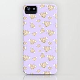 I love pizza iPhone Case